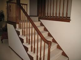 Replace Banister With Half Wall How To Best Deal With Prominent Railings In Split Level Home