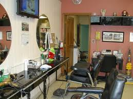 charlenes barber shop home