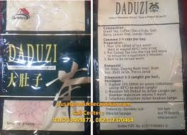 Teh Daduzi teh herbal daduzi pusat produk kecantikan