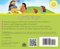 the toddler u0027s bible v gilbert beers mimi black 9781613753002