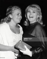 zsa zsa gabor smiling with daughter francesca pictures getty images