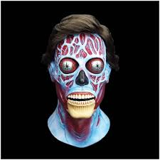 Halloween Alien Decorations by They Live Alien Mask Mad About Horror