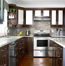 kitchen backsplash ideas black cabinets stylish backsplash pairings better homes gardens
