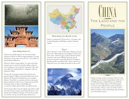 country brochure template printable travel brochures brickhost 5977d085bc37