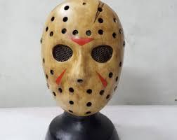 jason voorhees mask etsy