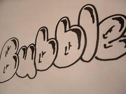 best graffiti world graffiti bubble sketches with bubble letter