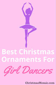 best ornaments for dancers mosaic