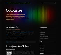 homepage designen 60 high quality free web templates and layouts hongkiat