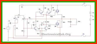 100watt mosfet power amplifier circuit working and applications