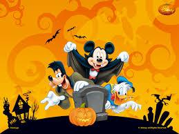Disney Halloween Wallpaper Wallpapers Browse