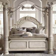 White Wooden Furniture Marvelous Ideas For Build A Wood Canopy Bed Frame U2013 White Wood
