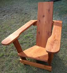 Westport Chair Custom Adirondack Design Woodworking Blog Videos Plans