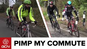 Commuting Is by Pimp My Commute U2013 Is A Better Bike Faster Youtube