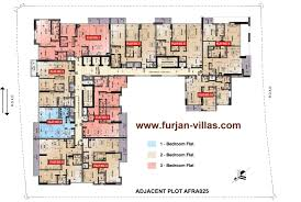 avenue residence 1 floor plans