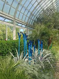 Garden Glass Art Traveling Eating Ny Botanical Garden U0026 The Bronx Oat U0026sesame