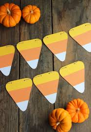 Halloween Paper Garland by Paper Crafts Jane Can
