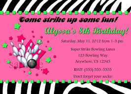 R S V P Means Invitation Cards Bowling Party Invitations Templates Ideas Bowling Party