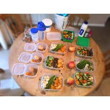 cuisiner le dimanche pour la semaine alimentation saine et équilibrée préparer ses repas à l avance