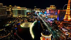 the top 10 points of interest in las vegas