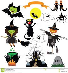 halloween cartoon characters clip art u2013 101 clip art
