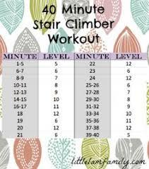stair stepper workout căutare google cardio pinterest