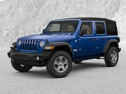 jeep gray blue 2018 jeep wrangler unlimited sport s 4x4 sport utility ocean blue