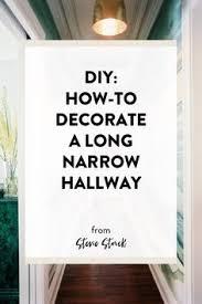 decorating a narrow hallway narrow hallways decorative