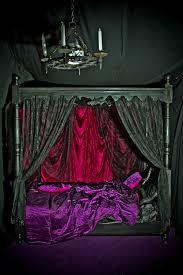 apartments archaicfair wonderful gothic canopy bed all goth