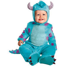 Cheap Infant Halloween Costumes Monsters University Classic Sulley Infant Halloween Costume