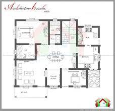 4 bedroom single house plans stunning house plan kerala 3 bedrooms three bedroom house plan and