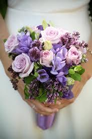 purple bouquets purple wedding bouquets purple wedding flowers bitsy simple