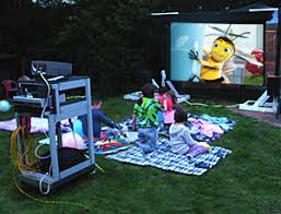 Backyard Home Theater Backyard Theater For Less Than 260 Avs Forum Home Theater