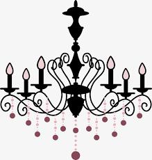 Free Chandelier Clip Art Cartoon Candlestick Candlestick Chandelier Headlight Png Image