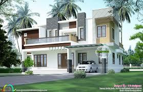 3 bhk modern box home kerala home design bloglovin u0027
