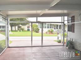 Patio Screen Doors Garage Screen Doors