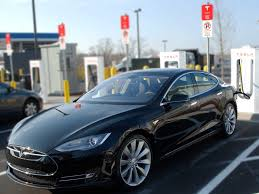 tesla charging how to use a tesla supercharger station business insider