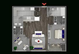 open floor plan apartment atlanta cottage plans