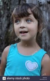 hair cute for 6 year old girls a cute 6 year old girl singing stock photo royalty free image