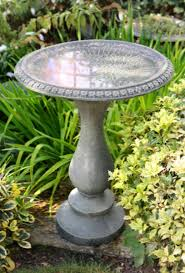ornamental effect bird bath 79 99