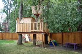 Backyard Fort Dropinside - Backyard fort designs