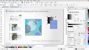 pattern fill coreldraw x6 coreldraw graphics suite x7 new vector and bitmap pattern fills