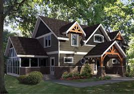 mountainside house plans sloped lots timber frame home plans