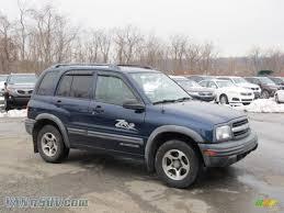 chevy tracker convertible 2004 chevrolet tracker zr2 4wd in indigo blue 908789 vannsuv