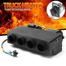 automotive heater defroster fan 12v 600w 2 fans car truck heater defroster warmer window windscreen