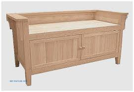 Wood Storage Benches Storage Benches And Nightstands Beautiful Unfinished Furniture