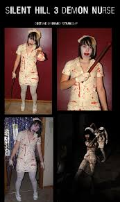 Silent Hill Nurse Halloween Costume Silent Hill 3 Demon Nurse Brandimillerart Deviantart