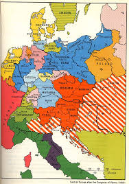 Germany Map Europe by W U0026j College Intro To German Speaking World Shaughnessy