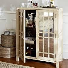 Bastille Bar Cabinet Bastille Gold Wine Shelf