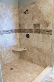 travertine tile backsplash tumbled travertine backsplash in the