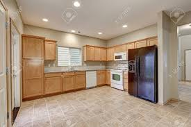 kitchen colors that go with light wood cabinets light and airy kitchen room with freshly painted walls in beige